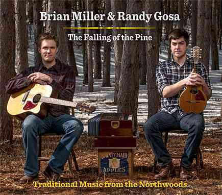 [CD] The Falling of the Pine By Miller, Brian (CRT)/ Gosa, Randy (CRT)